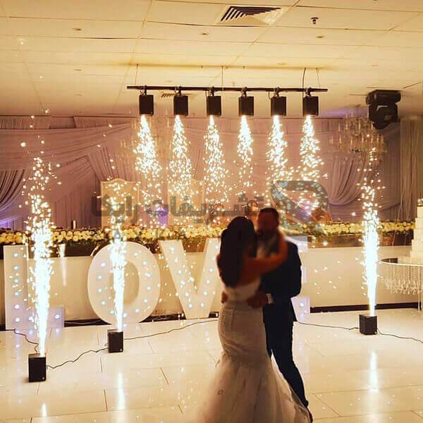 آبشار سرد عروسی