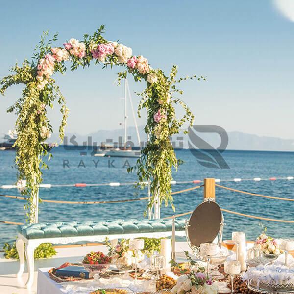 برگزارکننده مراسم عروسی