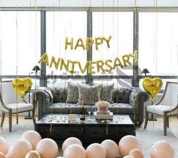 سورپرایز سالگرد ازدواج